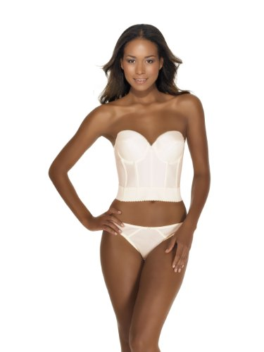 6377 A34 Champ Dominique Longline Backless Strapless