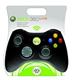 für Zocker: Control Pad X-Box 360 Wireless – black (Microsoft)