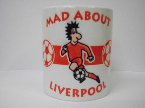 Liverpool FC Football Mug / Cup Memorabilia