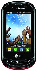 LG Extravert Prepaid Phone (Verizon Wireless)