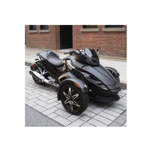 Amazon.com: Genuine Can Am Spyder RS / Phantom Black Body