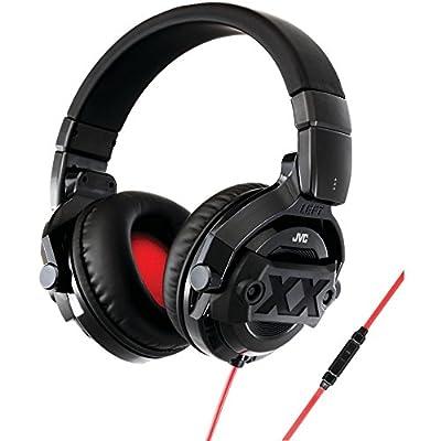 JVC HAMR77X Xtreme Xplosives DJ Headphones