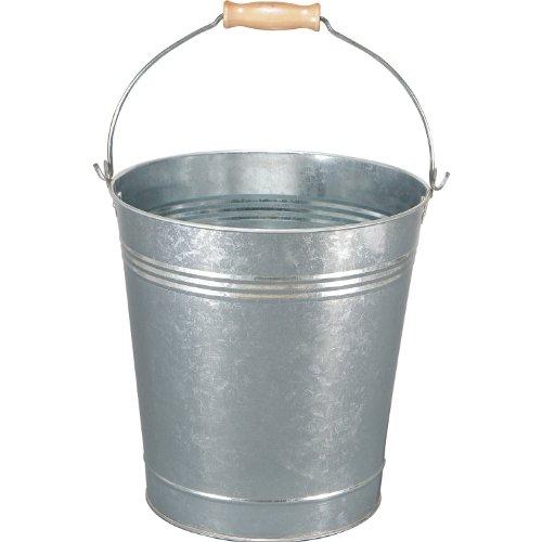 highlands-18l-galvanised-metal-bucket-buc10