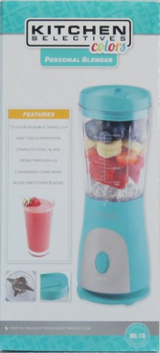 Buy Kitchen Selectives Colors Personal Blender - teal