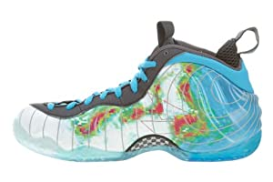 Nike Air Foamposite One Prm Mens Style: 575420-100 Size: 9.5 M US