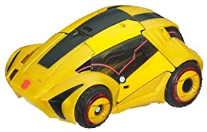 Cybertronian Bumblebee: Transformers Generations Deluxe Action Figure