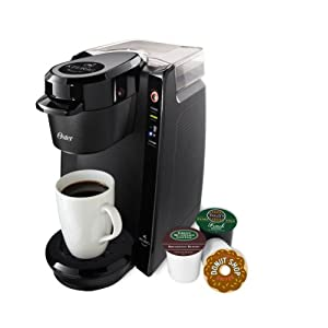 Oster BVSTKG5-033 Single Serve Coffee Brewer for Keurig K-cups(Black): Amazon.ca: Home & Kitchen