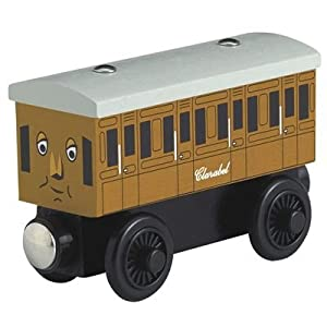 Thomas And Friends Wooden Railway - Annie And Clarabel
