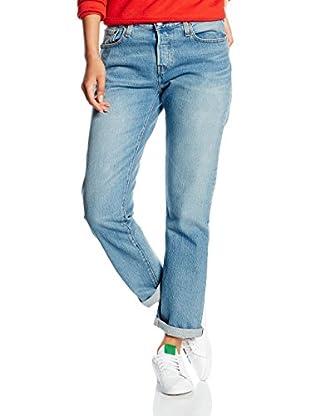 Levi's Vaquero 501 Ct Jeans For Women (Azul)