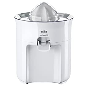 Braun Multiquick 5 220 Volt Citrus Juicer (Mpz22) WILL NOT WORK IN THE USA