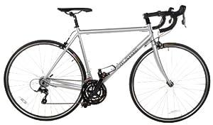 Vilano FORZA 3.0 Aluminum Carbon Road Bike Shimano Sora Silver 50cm