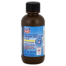 Rite Aid Iodides Tincture USP, 2 fl oz (59 ml)