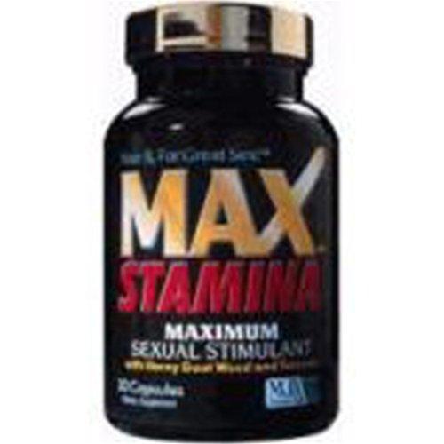 MD Science Lab Max Stamina - MAX STAMINAMAX STAMINA