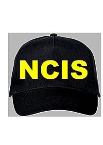 NCIS 5 panel baseball cap. Adults. Adjust to fit.