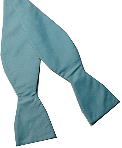 Ben Sherman Spring Solids Baby Blue Bow Tie