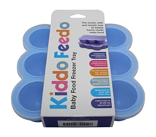 kiddo-feedo-silicone-baby-food-freezer-tray-with-clip-on-lid-makes-storing-baby-food-ice-cubes-herbs