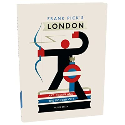Frank Pick's London (Hardback)||RHFPR