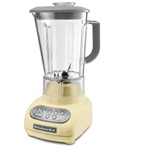 Kitchenaid 5 speed blender with polycarbonate for Kitchen perfected blender