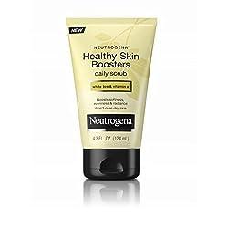 Neutrogena Healthy Skin Boosters Scrub 4.2 oz. (Pack of 3)