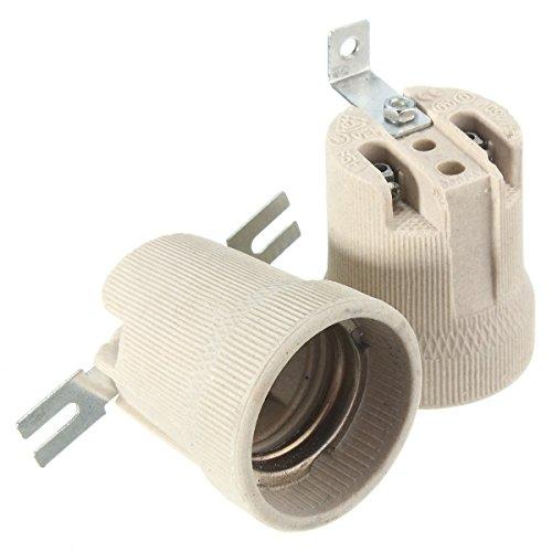 bazaar-e27-ceramic-lamp-holder-socket-fittings-screw-bulb-adapter-straight-elbow-shape