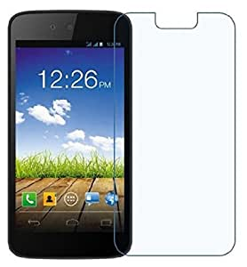 TEMPERED GLASS FOR Micromax Canvas A1 + OTG CABLE FREE + HANDSFREE + TRAVEL USB CHARGER + MICRO USB CABLE