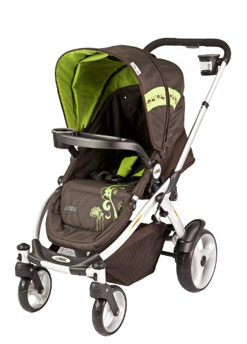 Dream On Me / Mia Moda  Atmosferra Stroller, Brown