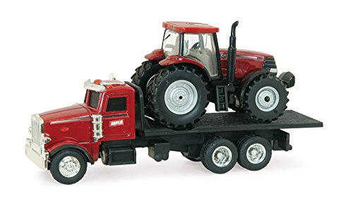 Ertl Collectibles Case IH Dealer Truck with Puma Tractor