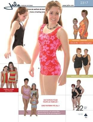 kids girls swimsuits Jalie Boy-Leg Leotard/Swimsuit Pattern By The Each