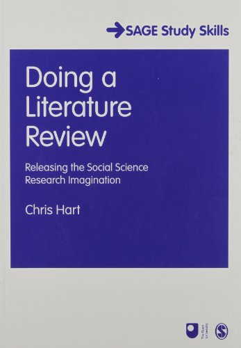 Doing a Literature Review: Releasing the Social Science...