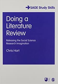 how to write a literature review amazon