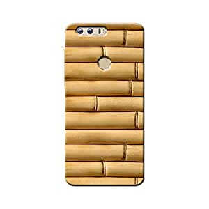 BAMBOO DESIGN BACK COVER HONOR 8