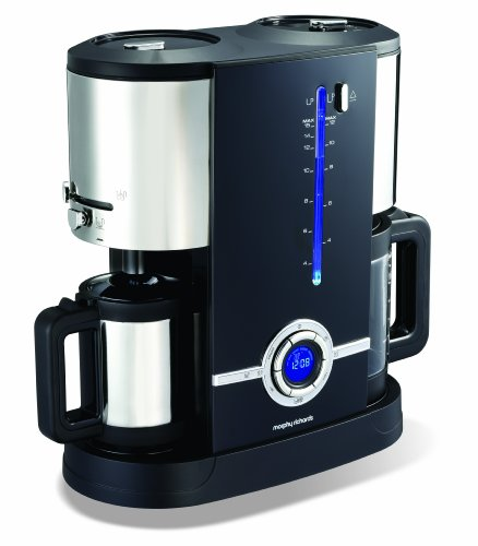 Morphy Richards Coffee: Morphy Richards 47064 Latitude Filter Coffee Maker With