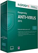 Kaspersky Anti-Virus 2015 - Software De Seguridad, 1 Usuarios