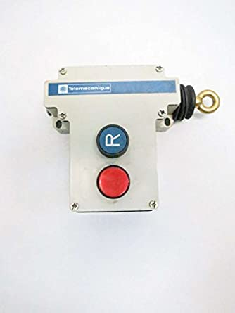 Telemecanique Xy2 Ce1a296 Emergency Stop Cable Pull Switch
