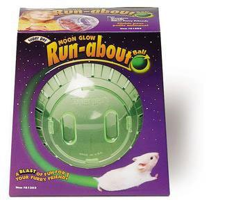 Moon Glow Hamster Exercise Ball