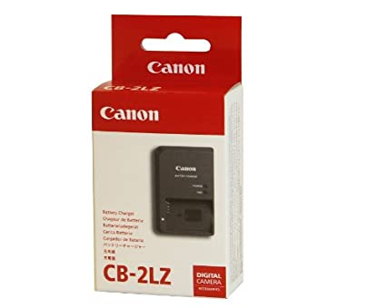 Canon-CB-2LZ-Battery-Charger