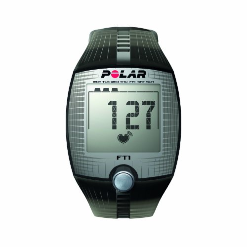 Champion Polar Ft1 Heart Rate Monitor, Black