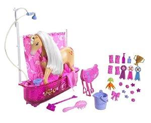 barbie dusche
