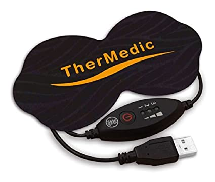 Thermedic-TM-U52,-Qi-Point-Heating-Pad-with-USB-AC-Adapter