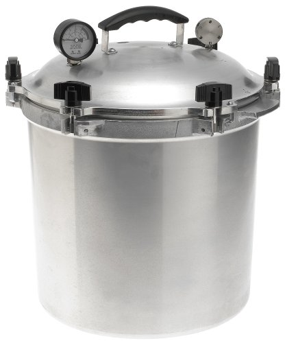 ALL-AMERICAN 25 Quart Pressure Cooker Canner - 925
