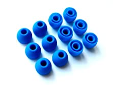 buy 12Pcs: Small (S) Blue Replacement Eartips Earbuds For Monster Beats Dr. Dre Tour, Powerbeats, Urbeats 2.0, Heartbeats 2.0 (Lady Gaga), Diddybeats And Turbine Pro, Gratitude, Dna, Diesel Vektr, Isport Victory, Isport Immersion, Inspiration, Claritymobile,