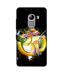 3D instyler DIGITAL PRINTED BACK COVER FOR LENOVO K4 NOTE