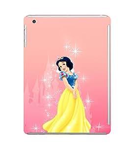 EPICCASE disney princess Mobile Back Case Cover For Apple Ipad Mini 3 (Designer Case)