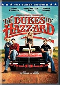The Dukes of Hazzard (PG-13 Full Screen Edition) from Warner Home Video