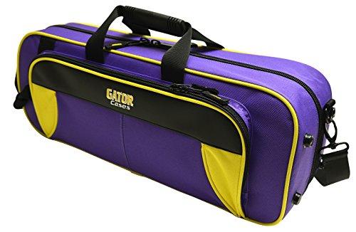 Gator Gl-Trumpet-Rb Spirit Series Lightweight Trumpet Case, Red & Blue