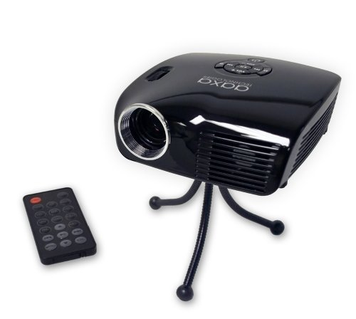Aaxa m2 pico micro projector with led xga 1024x768 for Micro hdmi projector