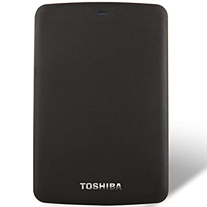 Toshiba Canvio Basic HDTB310EK3AA 2.5 Inch 1TB External Hard Disk