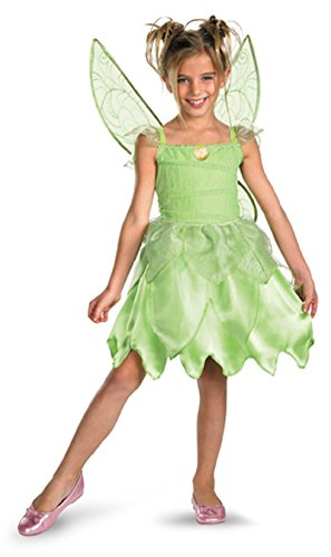 Tink and the Fairy Rescue Costume - X-Small