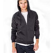 hooded sweatshirts for men - American Apparel California Fleece Zip Hoodie Sweatshirt - Unisex