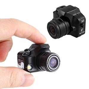 Gino F5000 30fps 720P One-touch Digital Video Camera Mini DV Camcorder